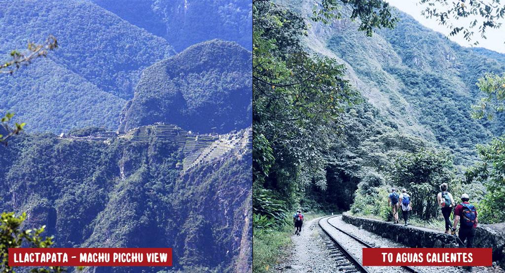 """Day 4: Inca Trail by Llactapata """"1st view Machupicchu"""""""