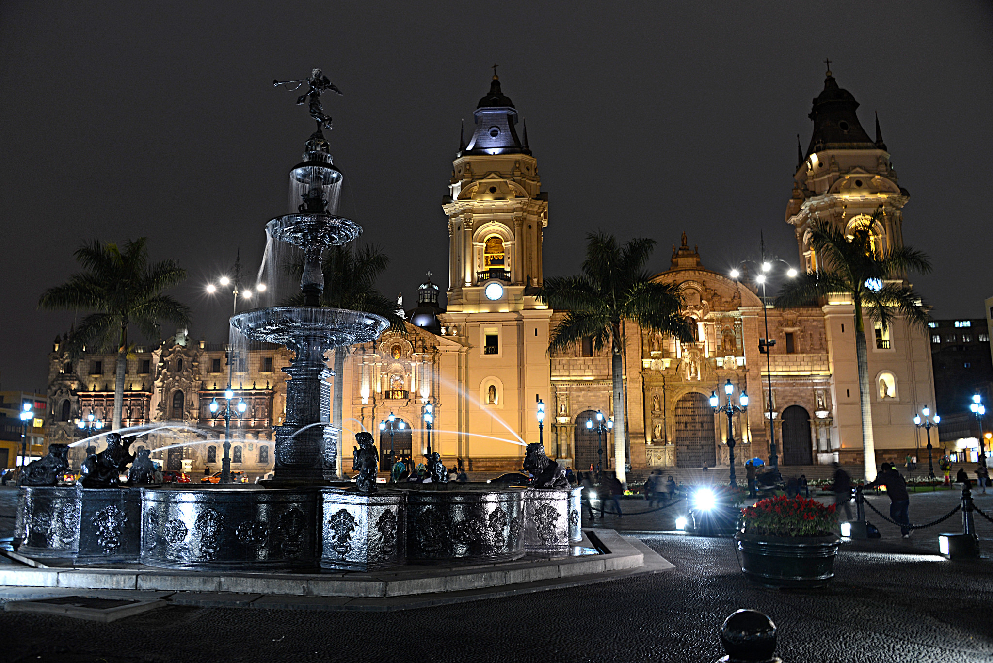 Day 1: LIMA