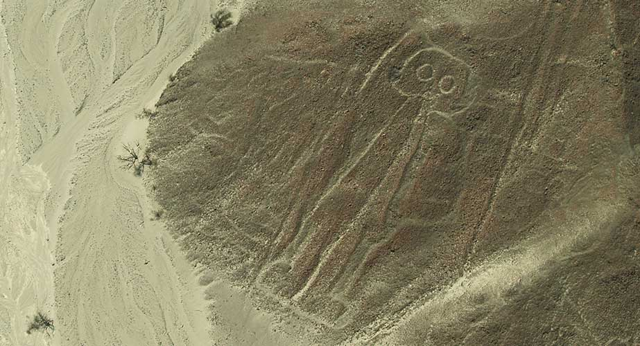 Day 4: NASCA LINES OVERFLIGHT - AREQUIPA