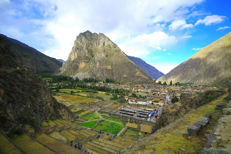 Day 8: DAY 08: SACRED VALLEY TOUR