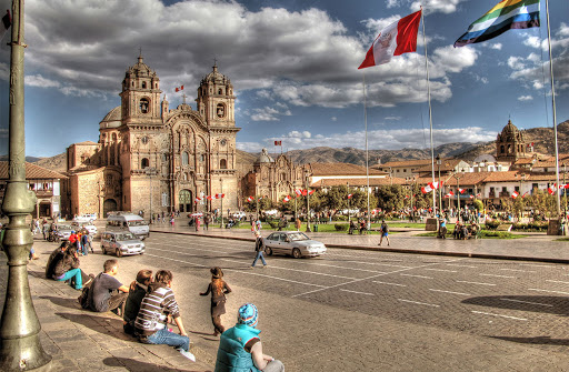 Day 7: DAY 07: CITY TOUR CUSCO + 4 NEARBY RUINS