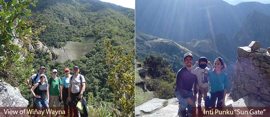 """Day 1: Transfer by ITEP Van from Cusco to Train station, later train service to Km 104 """"Inca Trail Entrance""""."""