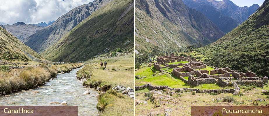 """Day 4: Sisaypampa  to Huayllabamba: 14 Km (8.6 miles) """"Moderate Day"""""""