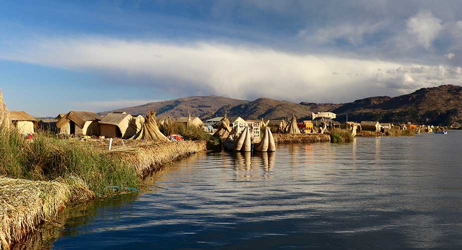 Day 7: PUNO: FULL DAY LAKE TITICACA (UROS & TAQUILLE ISLANDS)