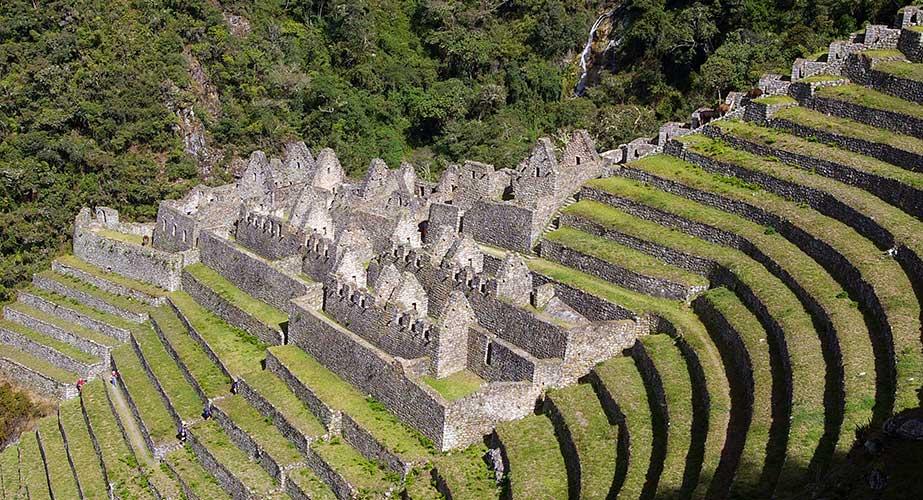 Day 13: INCA TRAIL: KM 104