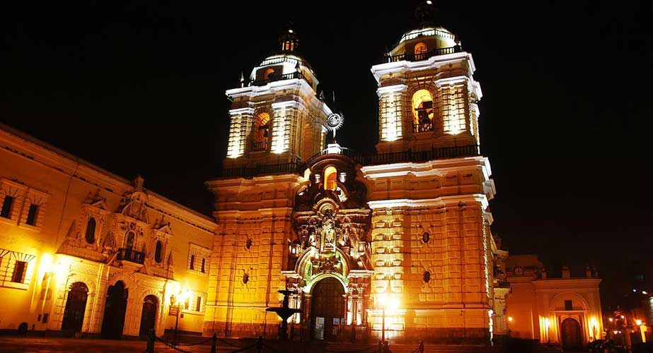 Day 1: LIMA – Free Day. (City  tour or Pachamac optional)