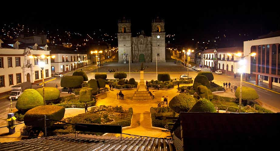 Day 4: AREQUIPA - PUNO (Free  morning to walk by Arequipeña streets)