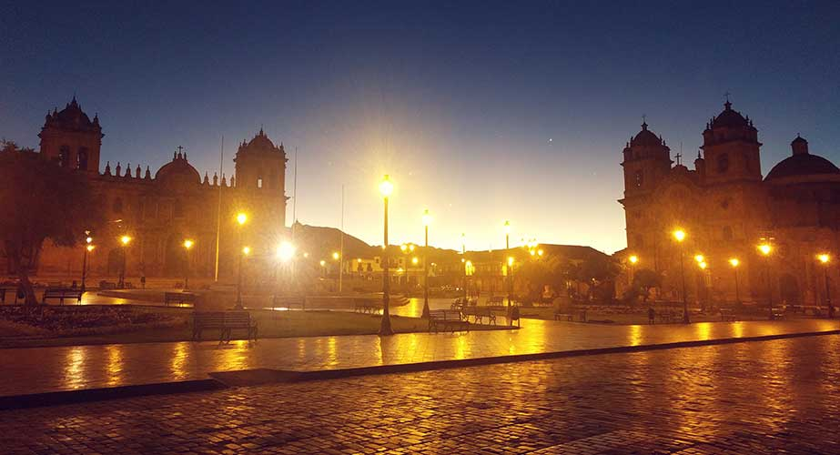 Day 8: CUSCO OUT