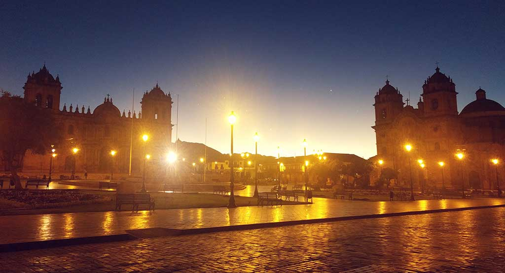 Day 5: CUSCO OUT