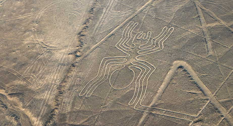Day 4: NAZCA: FLIGHT OVER THE  MAJESTIC NAZCA LINES