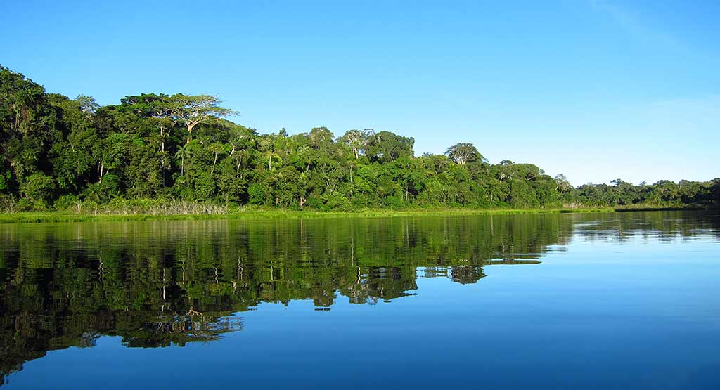 Day 16: PUERTO MALDONADO: APU VICTOR LAKE