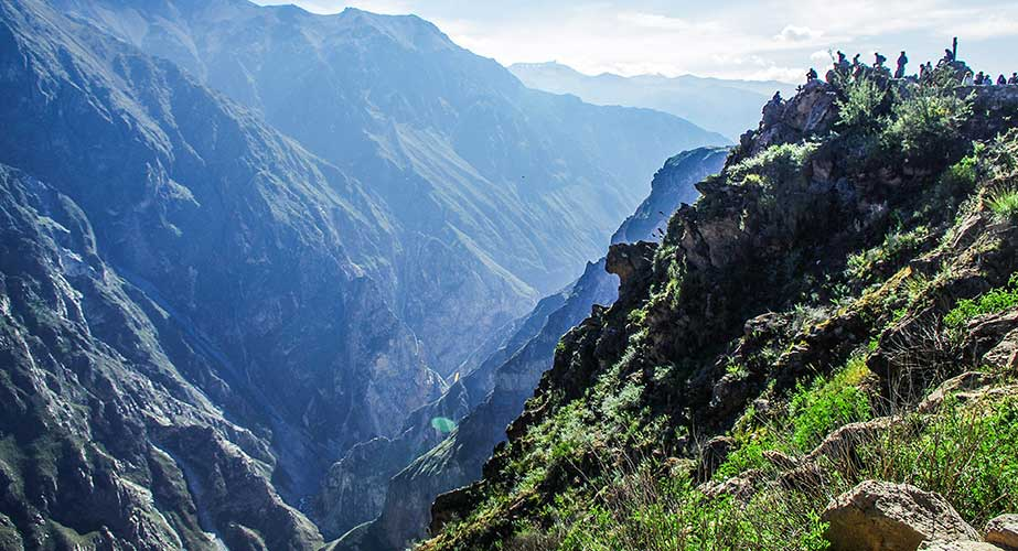 Day 3: AREQUIPA: FIRST DAY COLCA CANYON TOUR