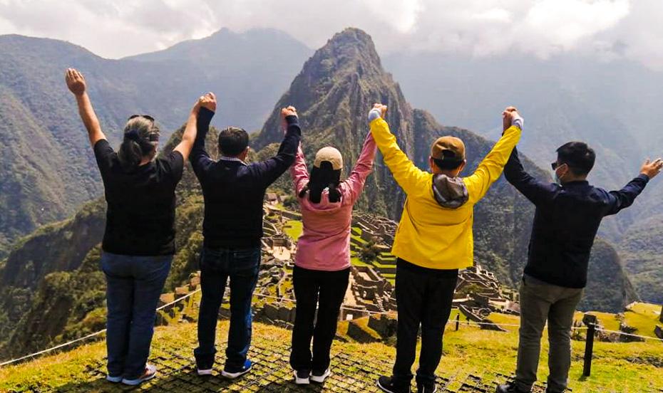 Day 1: Cusco – Machu Picchu - Cusco
