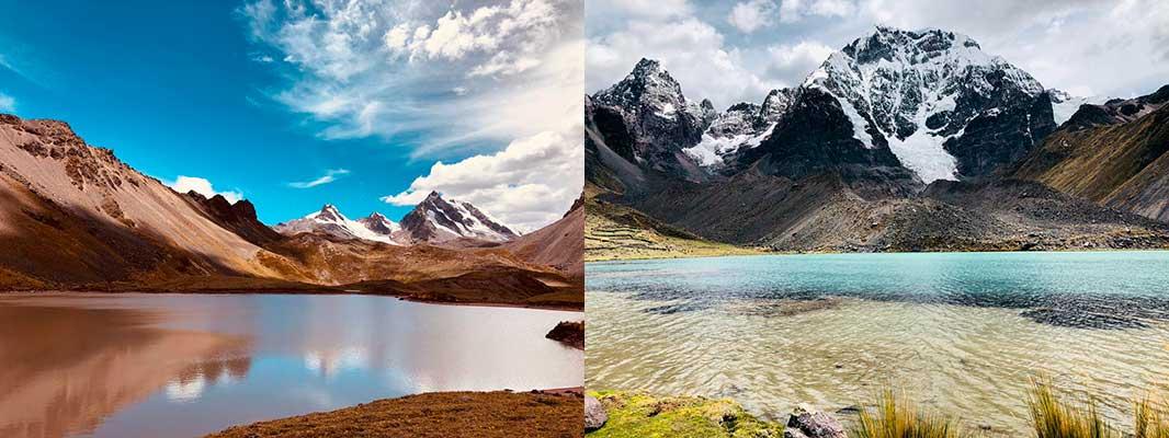 Day 1: Cusco - Pacchanta - 7 lakes - Cusco