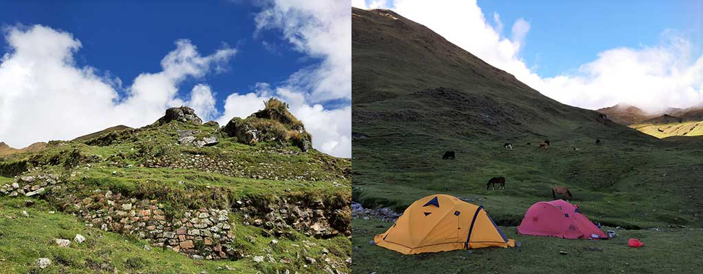 Day 1: Cusco – Tomacaya – Campamento Tincoq