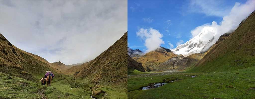Day 2: Cruzando desafiantemente el paso de Toqtoq y el paso de Incachiriasca