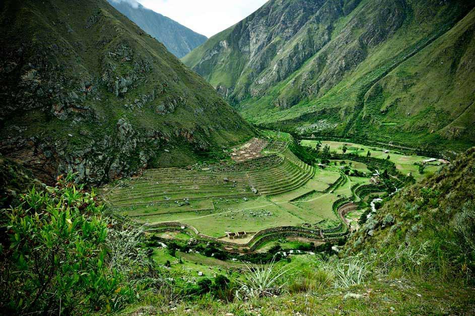 """Day 1: Trekking Km 82 """"Piscacucho to Wayllabamba"""""""