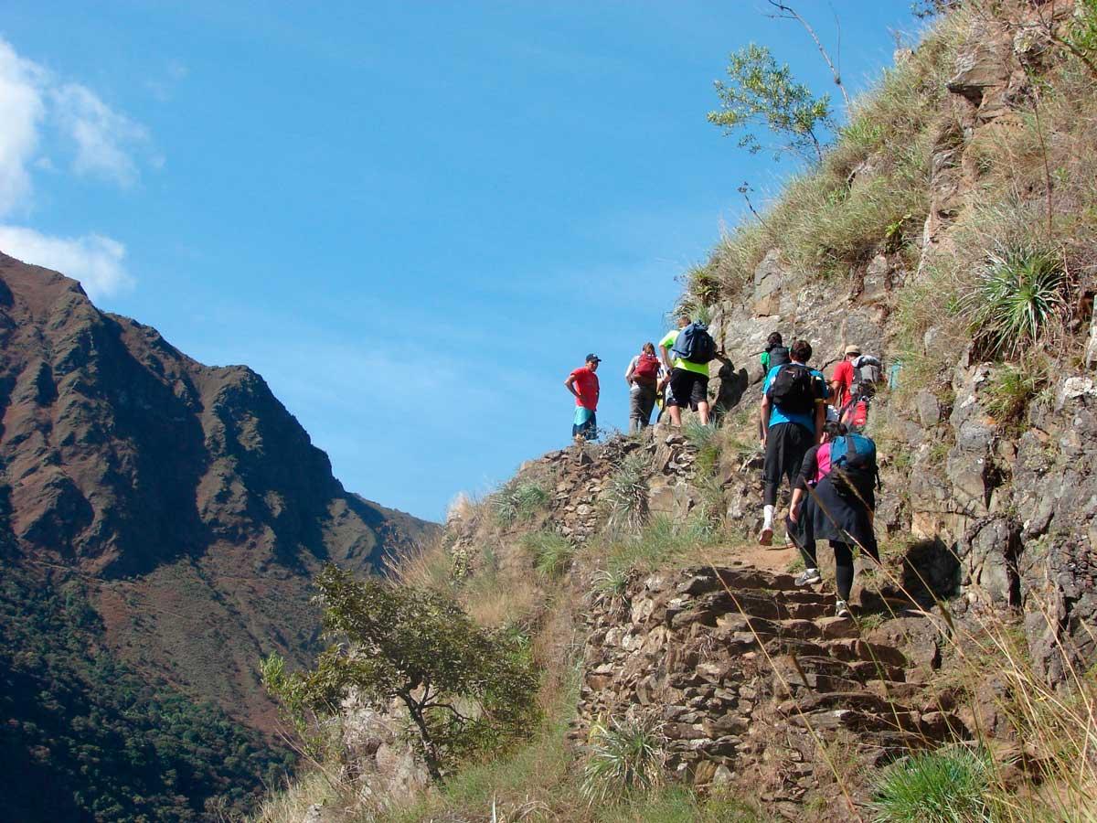 Day 2: Santa Maria - Inca Trail – Cocalmayo