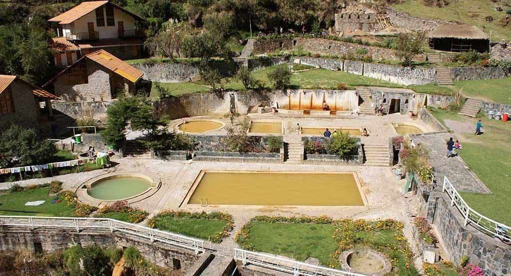 Day 1: Cusco - Calca - Lares Hot Springs - Huacawasi