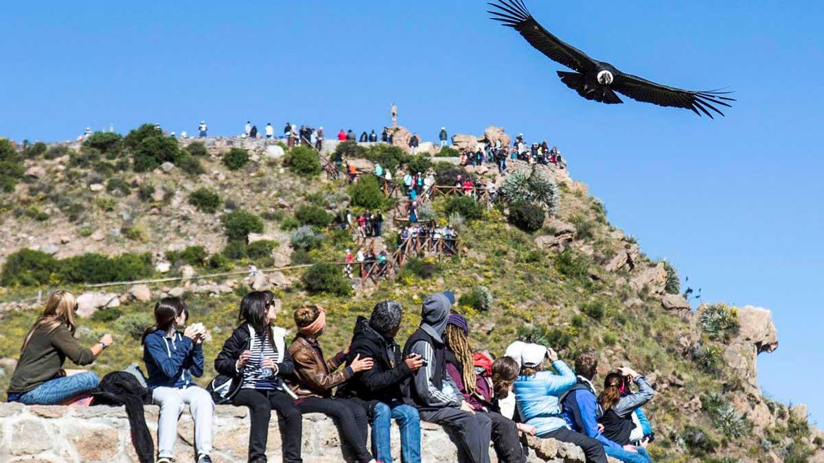 Day 3: Cabanaconde - Chivay - Arequipa