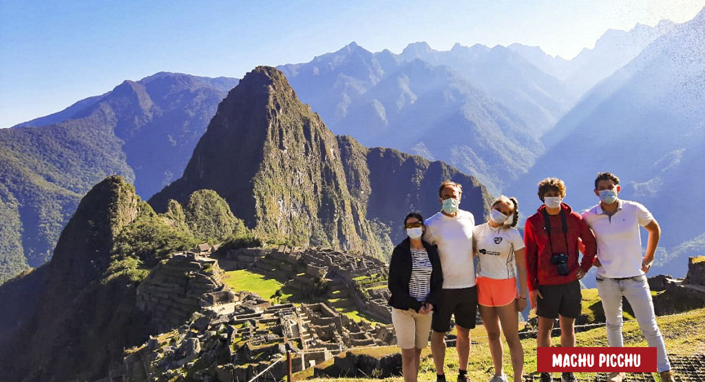 Day 5: Visiting Machu Picchu Sanctuary