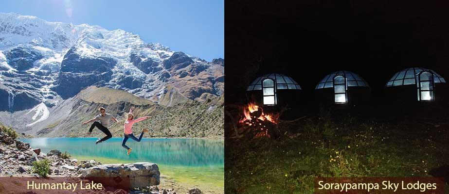 """Day 1: Cusco to Soraypampa """"Lodge Del Cielo"""""""