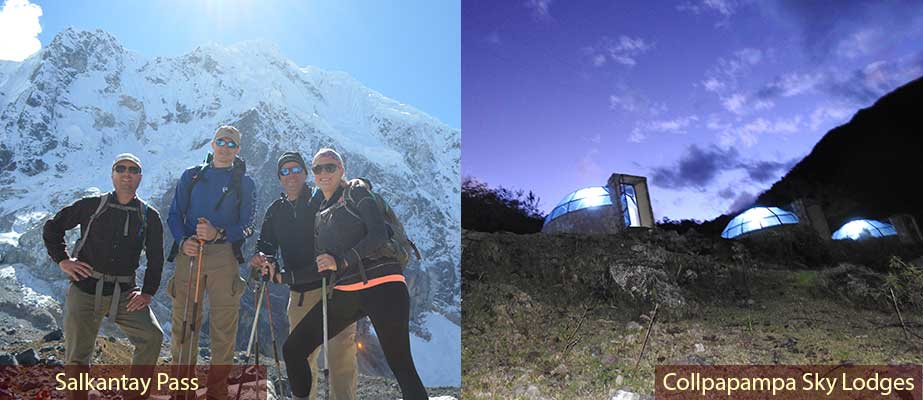 """Day 2: Crossing the Salkantay Pass """"The challenge day"""""""