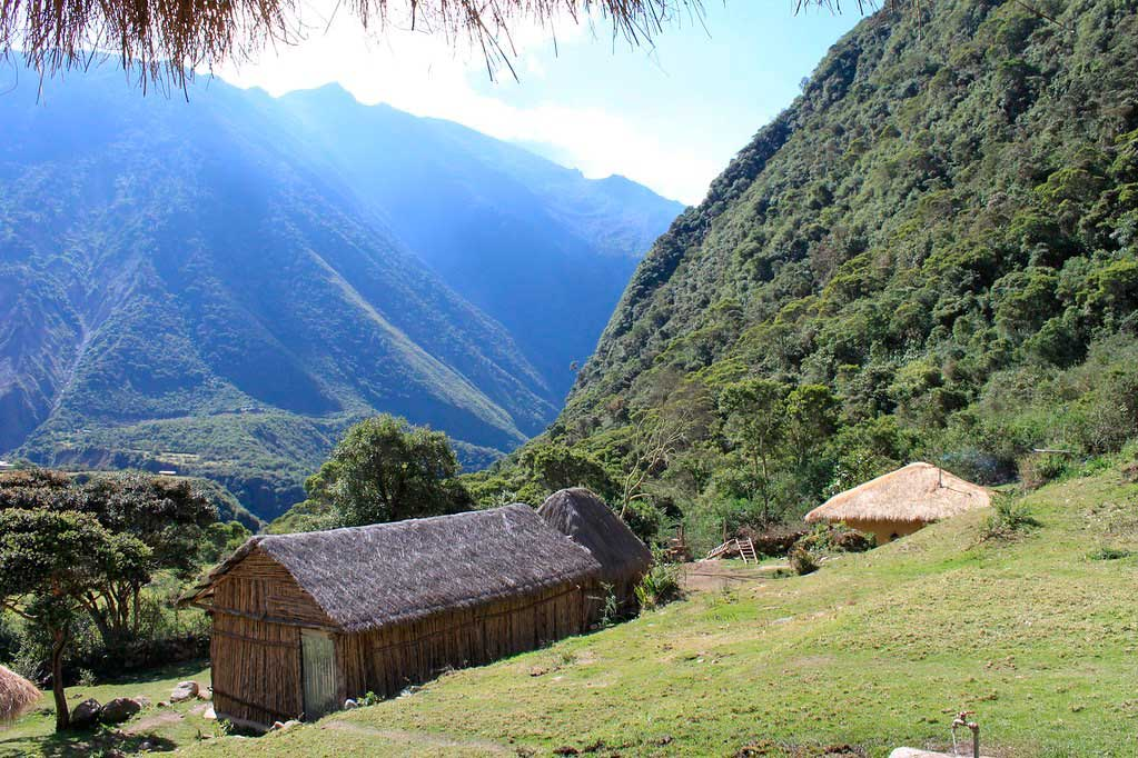 Day 2: Overnight in Aguas Calientes Village at 1,900 m/6,232 ft.