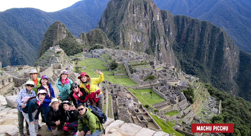 Day 4: Visiting   Machu Picchu Sanctuary